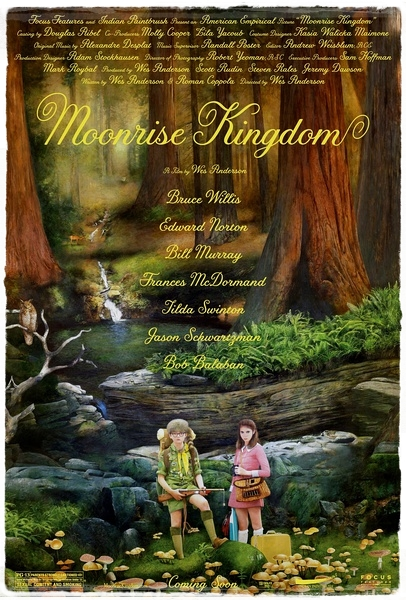 Moonrise Kingdom (Dublado) BDRip RMVB