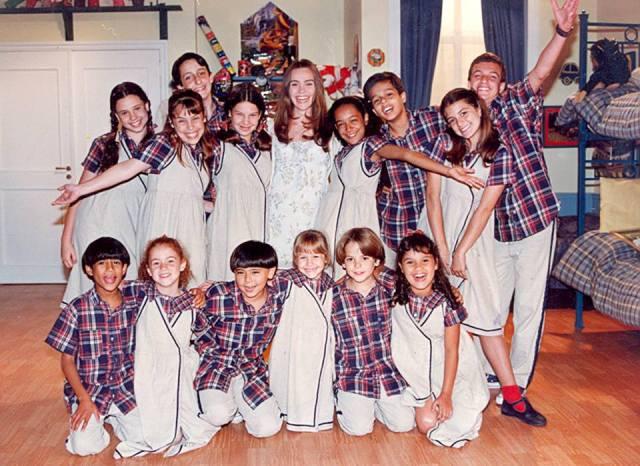 As Chiquititas dos anos 1990
